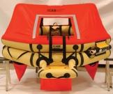 Inflatabale Life Raft
